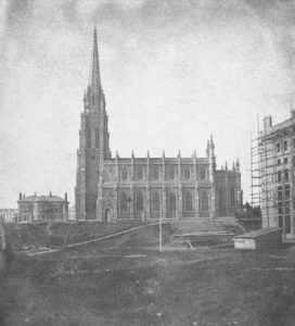 Holy Trinity Church, Bishop's Bridge Road: built 1846, closed 1971, demolished 1984. The site is now occupied by Holy Trinity Flats.